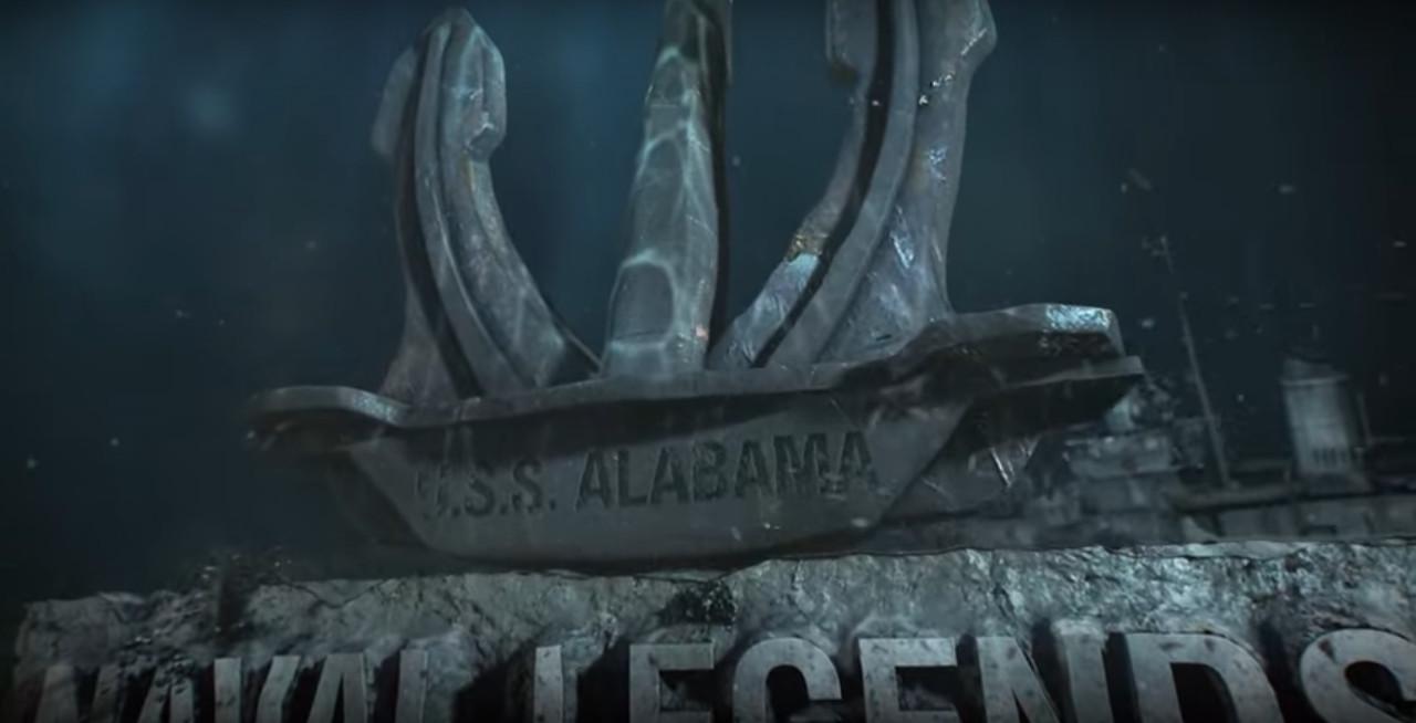 Naval Legends: USS Alabama