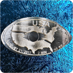 Total Solar Eclipse On Monday, August 21, 2017 | USA 2 Min 40 Sec | Nickel Coin!
