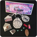 Deluxe Tooth Fairy Kit: Elongated Coins, Novelty Bill, Fairy Dust, Tiny Envelope